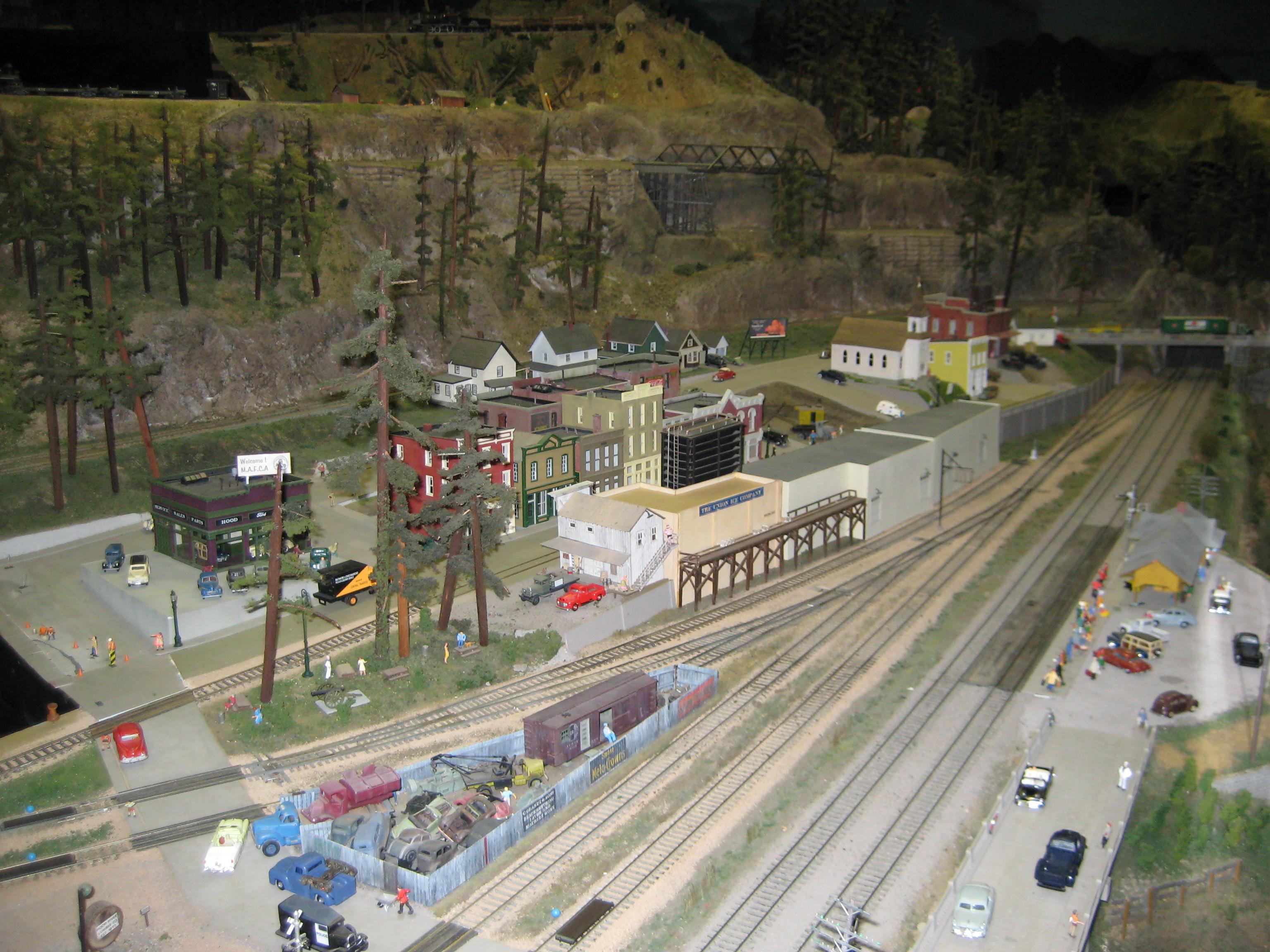 Columbia Gorge Railroad
