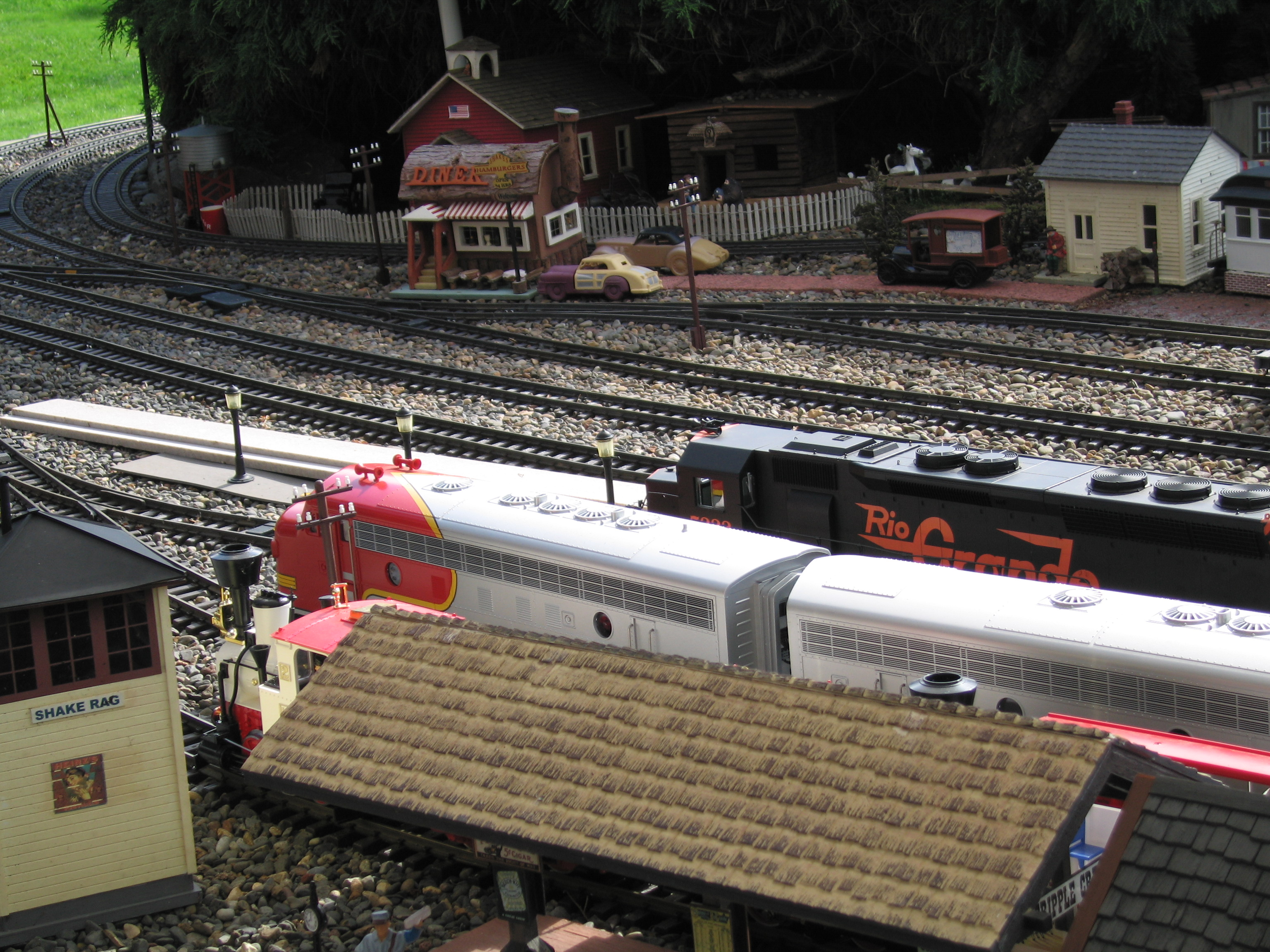 Lakeview and Boulder Railroad
