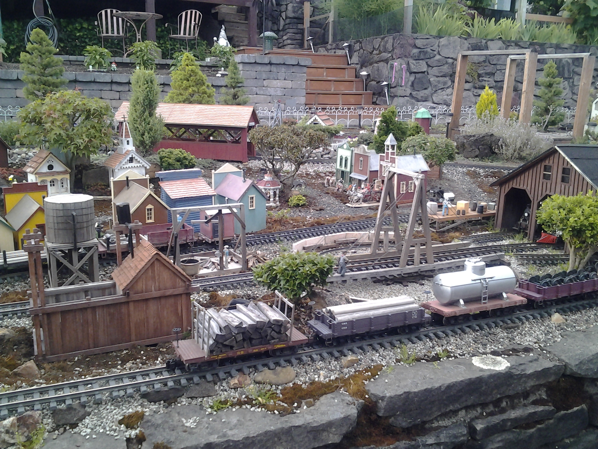 Crooked River Railroad