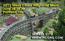 2013 West Coast Regional Meet